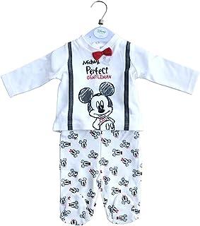 10d78647d833e Mickey Mouse Mickey Ensemble Pantalon+Tee Shirt Manches Longues 0 1 3