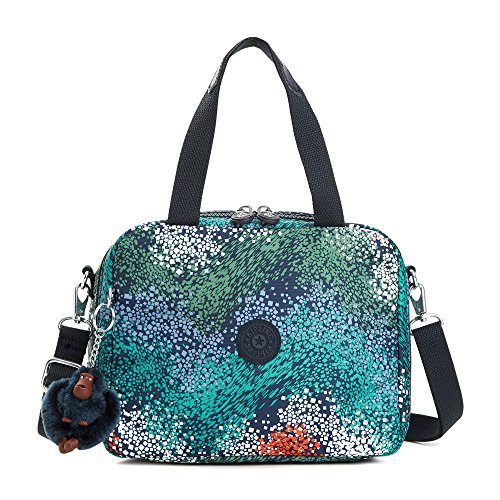 Kipling Women's Miyo Printed Lunch Bag One Size Watercolor River
