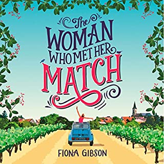 The Woman Who Met Her Match audiobook cover art