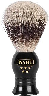 Pincel de barbear pelo de Javali, Wahl, Pincel de barbear pelo de Javali ZX943, Preto