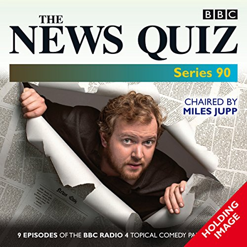 The News Quiz, Series 90 cover art