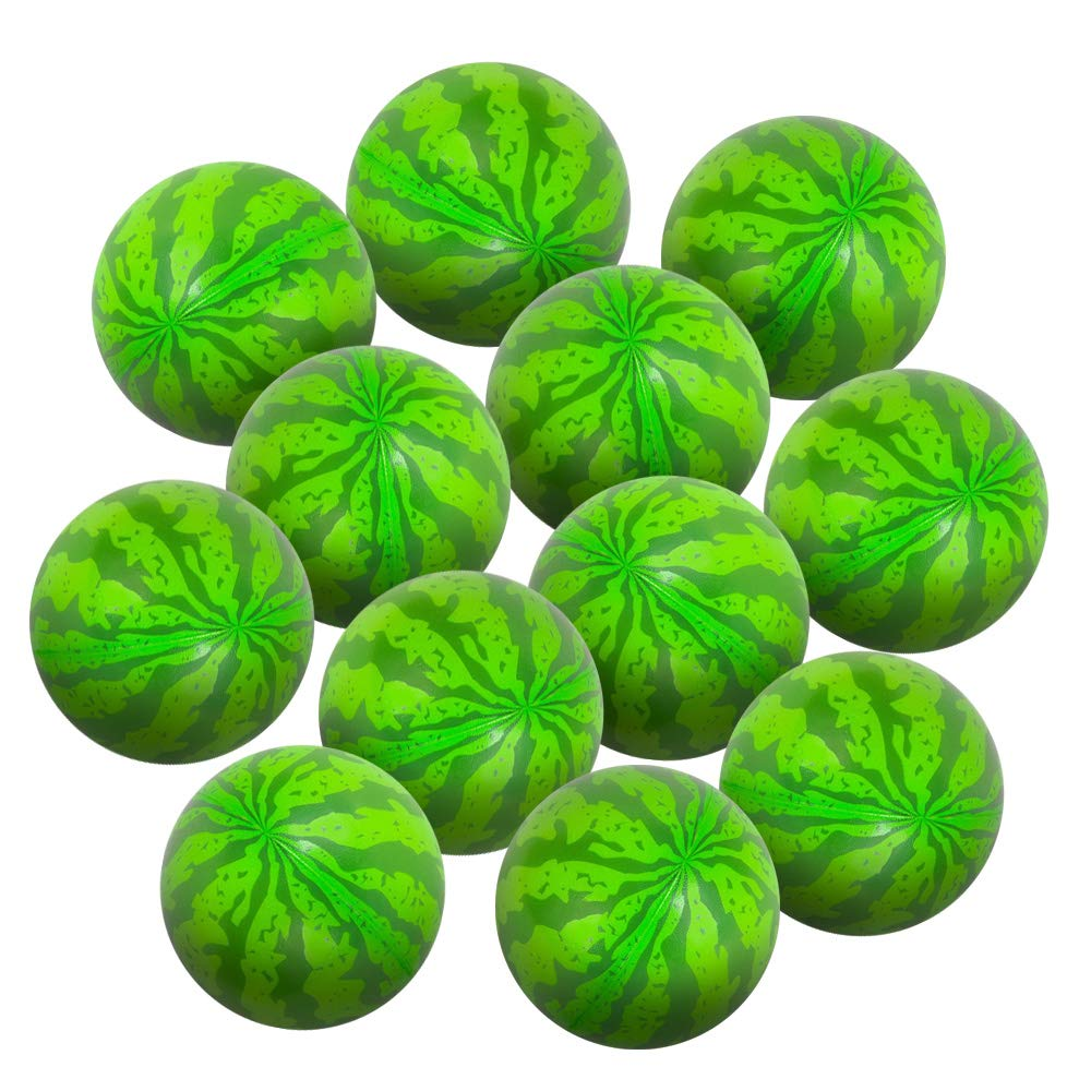 FX Watermelon Beach Balls Dozen