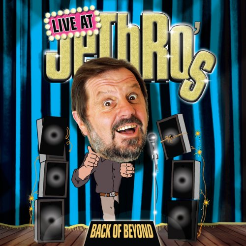 Jethro Live audiobook cover art