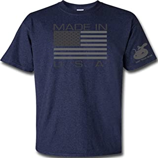 Made in USA T-Shirt - Blue