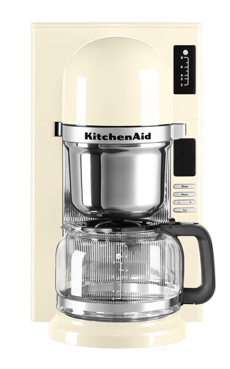 KitchenAid 5KCM0802EAC - Cafetera (Independiente, Cafetera de ...