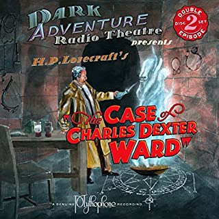 The Case of Charles Dexter Ward audiobook cover art