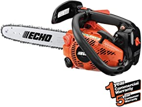 Chain Saw, Gas, 12 in. Bar, 26.9CC