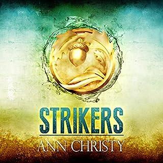 Strikers audiobook cover art