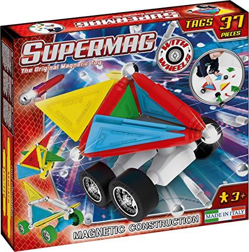 Supermag - Tags Wheels 037 (Deqube 9090180) , color/modelo surtido