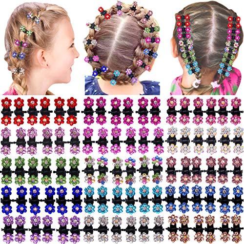 Las pinzas para el cabello ideales para las niñas