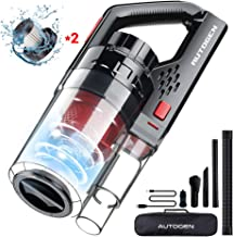 Aspirateur portatif sans fil, aspirateur cyclonique – Version améliorée animaux..
