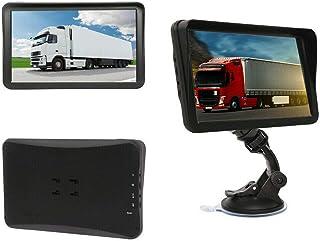 9 inch navigatieapparaat navigatiesysteem Drive-Tech voor vrachtwagens, personenauto's, campers. 50 landen van Europa, tek...