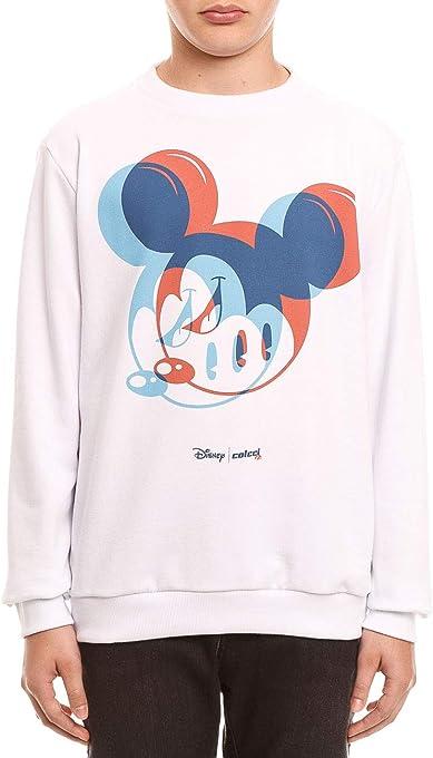 Blusa de moletom Disney: Mickey Colors Colcci Fun Meninos