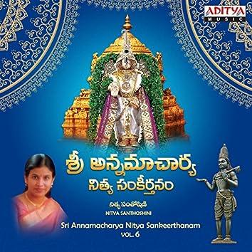 Sri Annamacharya Nitya Sankeerthanam, Vol. 6