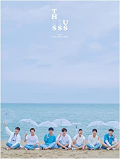 Cube Entertainment BTOB - THIS IS US [SEE ver.] (11th Mini Album) CD+Booklet+3Postcards+Photocard+Bookmark+Event Ticket+Folded Poster+Free Gift