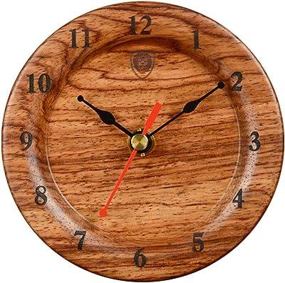 Relojes de mesa Reloj de Escritorio Funciona con batería Sin ...