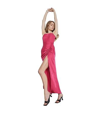 Bardot Zadie Rouched Midi Dress