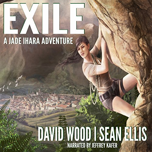 Exile: A Jade Ihara Adventure cover art