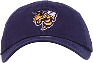 check out 09105 6bba4 Top of the World Georgia Tech Yellowjackets Enzyme Washed Adjustable Hat -  Navy,