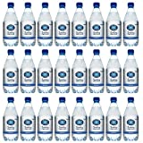 Crystal Geyser Unflavored Sparkling Spring Water PET Plastic Bottles, BPA Free, No Artificial...