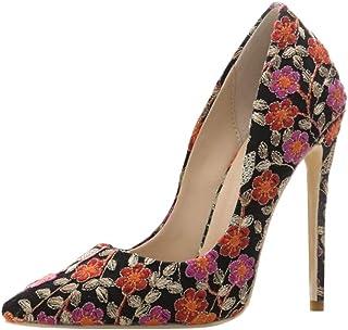 Lydee Mode Femmes des Chaussures Talons Aiguilles Pumps Slip on