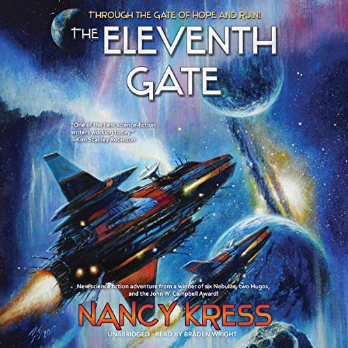 The Eleventh Gate cover art