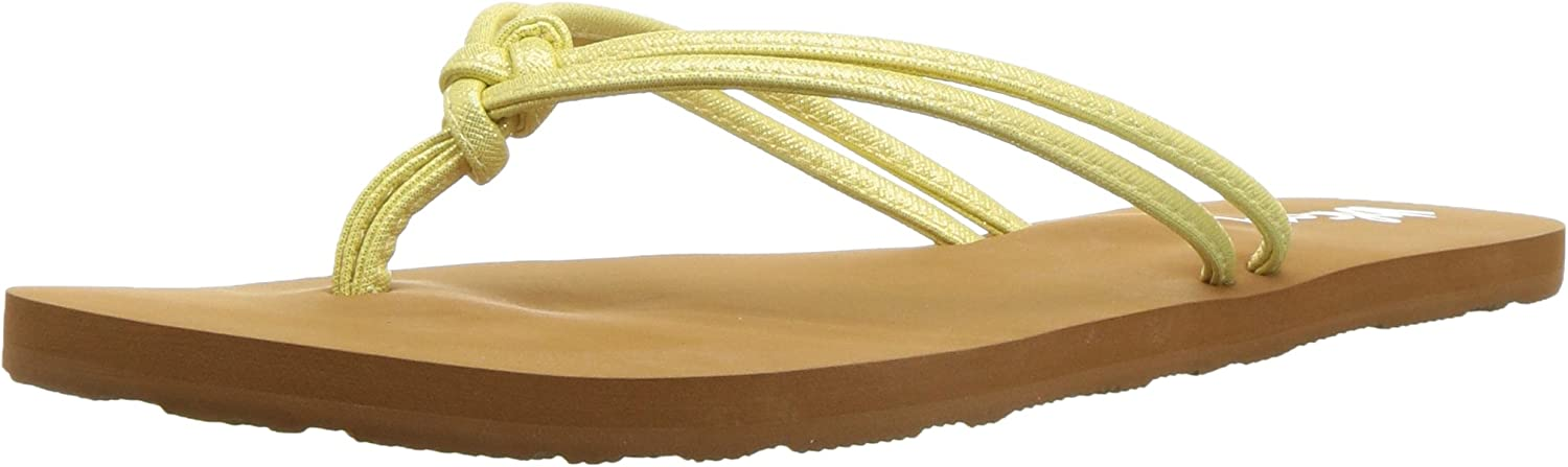 Volcom Women's Forever and Ever Dress Sandal Flat