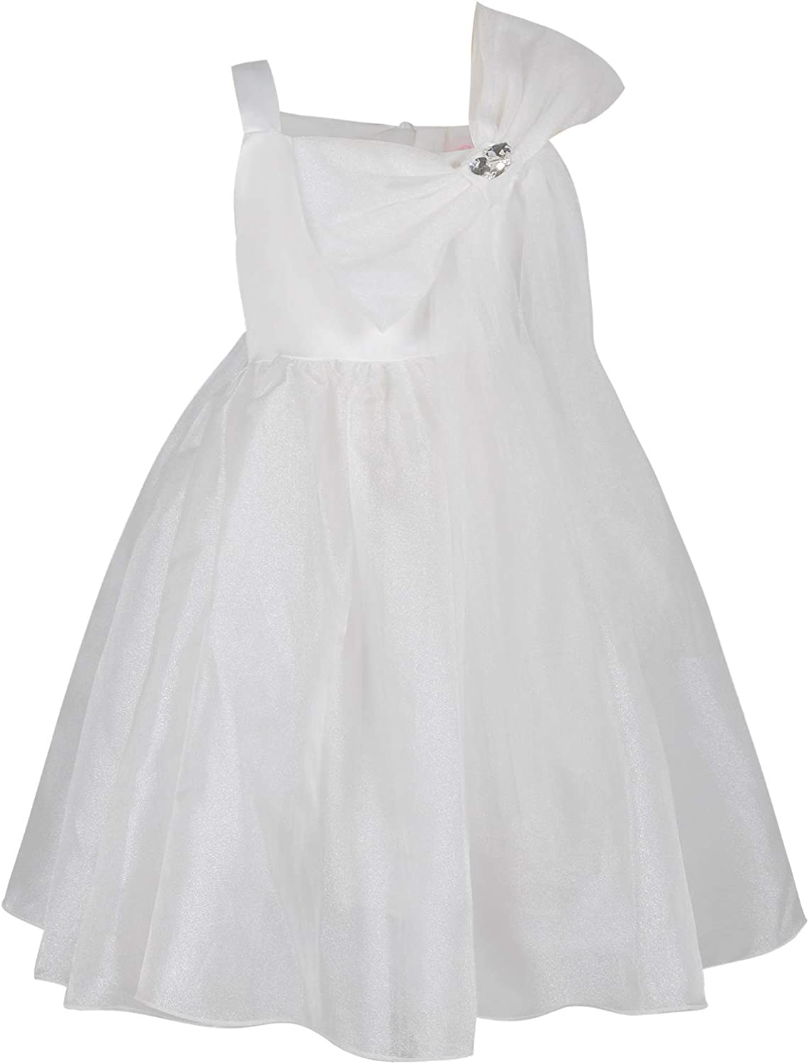 Bonny Billy Big New item Girl's Choice Sparkle Fo Party Tulle Bridesmaid Wedding