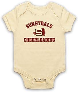 Death To Videodrome Buffy Vampire Sunnydale Cheerleading Squad High School Team Bébé Barboteuse Bodys
