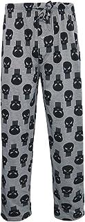 MARVEL Men's Punisher Lounge Pants Pajama Bottom
