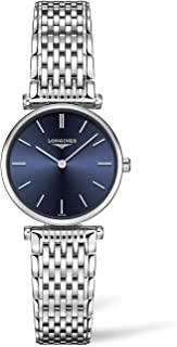 [ロンジン] 腕時計 ラ グラン クラシック ドゥ ロンジン クオーツ L4.209.4.95.6 レディース 正規輸入品