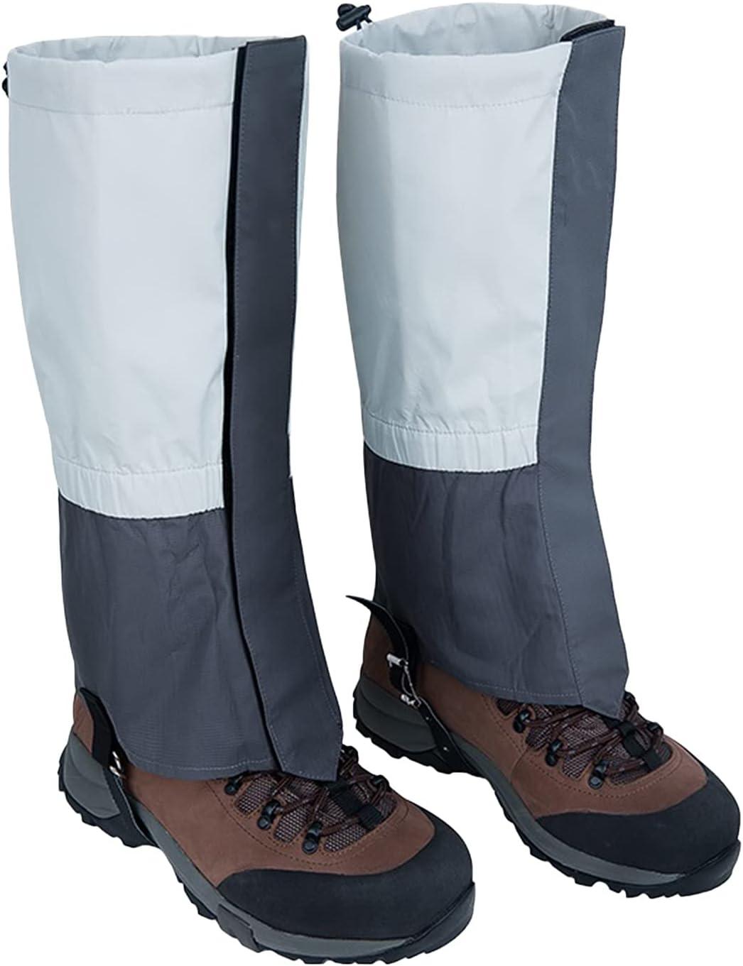 Outdoor Japan Maker New Cheap bargain Waterproof Leg Gaiters Guards Legg Breathable Hiking