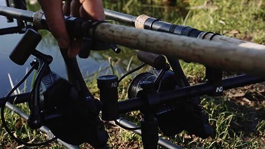 3 Pcs Magnétique Butt repos P8 pour Pêche à La Carpe Rod New Direction Tackle 3