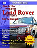 How to Live With Your Land Rover Discovery I & II on a Budget (English Edition)