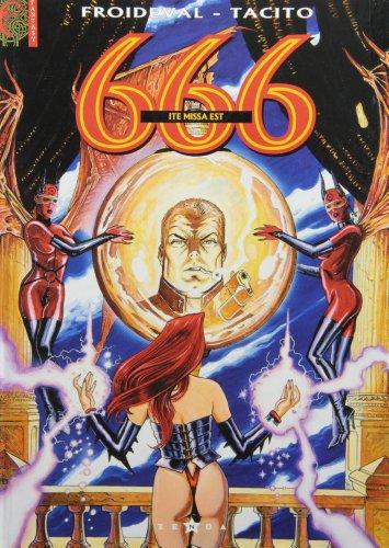 666 - Tome 06: Missa dicta est