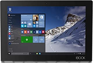 Lenovo Yoga Book YB1-X91L Tablet - 10.1-Inch, 128GB, 4GB, Wi-Fi, Windows 10 Pro, Black
