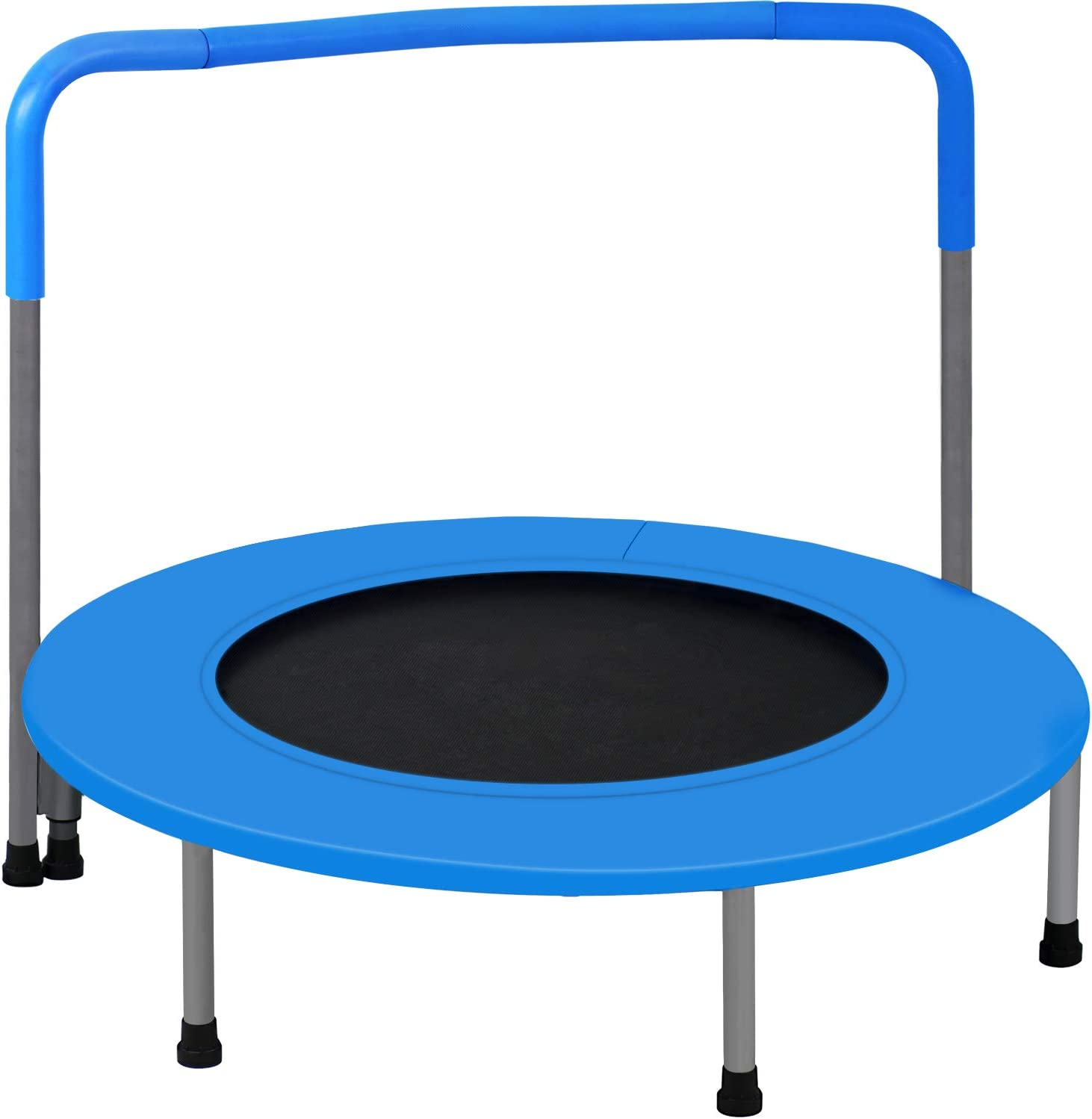 Mini Max 56% OFF Trampoline OFFicial store for Kids Sa 36inchs with Handle