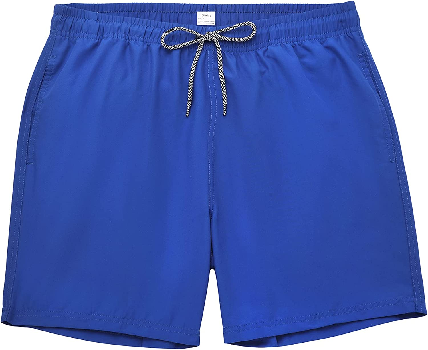 Biwisy Mens Swim Trunks Sale special price Quick Dry Mesh Recommended with Lining F Shorts