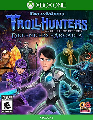 Trollhunters Defenders of Arcadia for Xbox One [USA]
