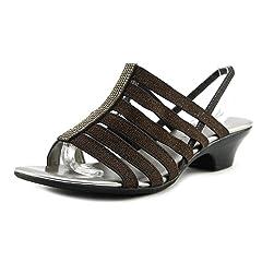 36eaca03324 Karen Scott Womens Estevee Open Toe Casual Slingback Sandals