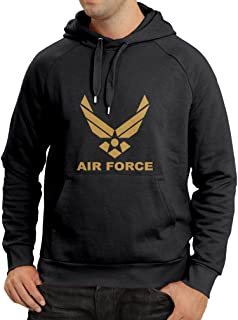 lepni.me Unisex Hoodie United States Air Force (USAF) - U. S. Army, USA Armed Forces