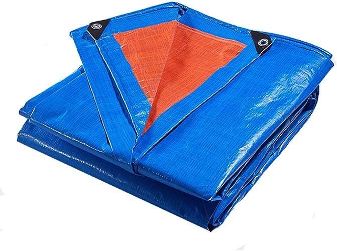 LYXPUZI Bache Anti-Pluie rembourrée Tissu Anti-Pluie Tissu Pare-Soleil Tissu Pare-Soleil Tissu Plastique Tissu Anti-Pluie