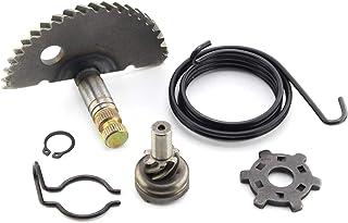 Kickstarter Ritzel Mitnehmer inkl 50ccm Feder Reparatur Revisions Set f/ür China 2 Takt Motoren Hebel
