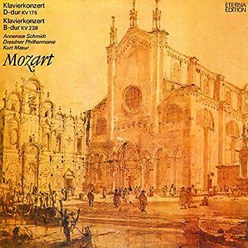 Mozart: Klavierkonzerte No. 5 & 6