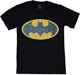 Batman Logo (Glow In The Dark) - DC Comics T-shirt