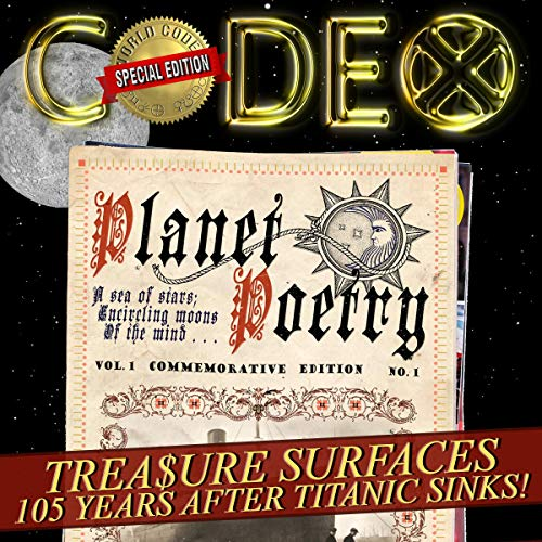Codex: Special Edition audiobook cover art