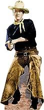 رسومات متطورة John Wayne Chaps مقاس الحياة ورق مقوى مقصوص