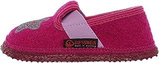 Giesswein 女童 Trogen 低帮拖鞋
