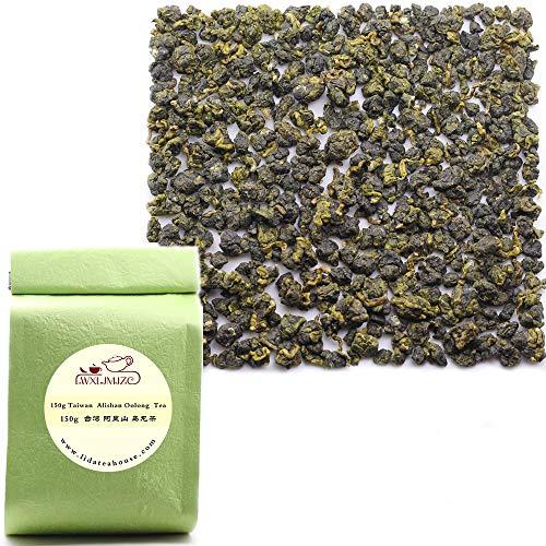 LWXLJMJZC-Taiwan Alishan High Mountain Oolong Tea-(75 cups) 150g/5.3oz