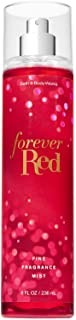 Bath and Body Works Forever RED Fine Fragrance Mist 8 Fluid Ounce